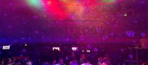 UV Bubble Party