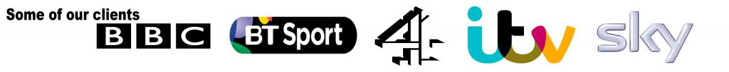 BBC iPlayer, BT Sports, Channel 4, ITV, SKY